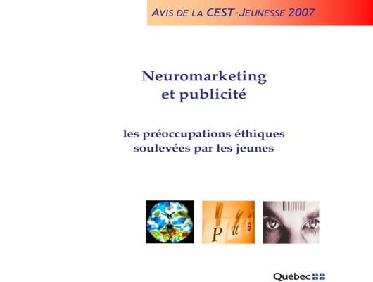 Couverture Neuromarketing